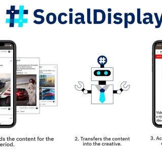 Етаргет България представя Social Display - нова услуга за рекламни агенции и крайни клиенти