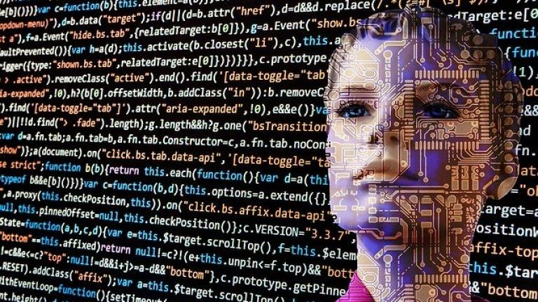 Пет тенденции в изкуствения интелект през 2021 г.