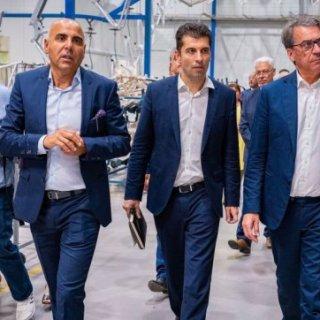 Нов завод край Пловдив открива 1000 работни места