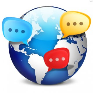 global-social-network-icon