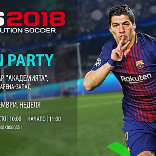 PES18-Open-Party