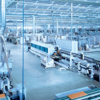 Спад на промишленото производство у нас