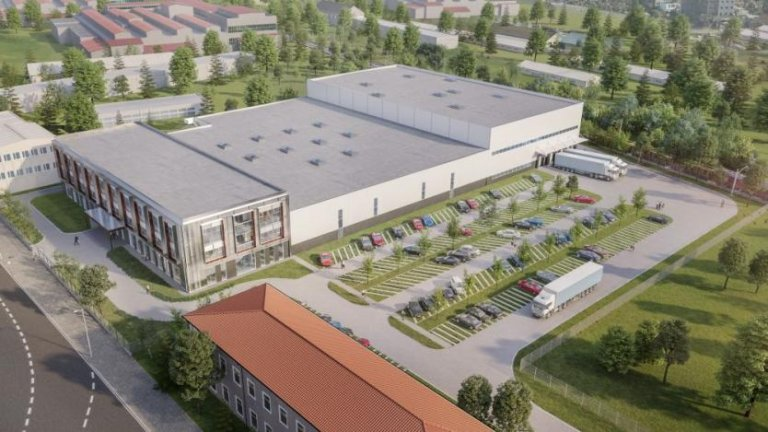 Teletek строи модерен завод за електроника в София