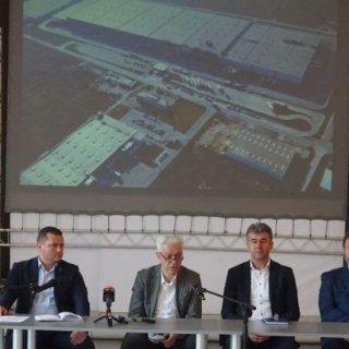 Тракия икономическа зона и община Русе създават съвместна индустриална зона в Русе